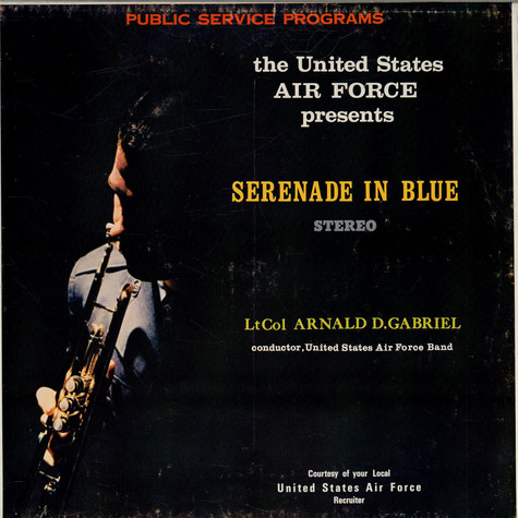 United States Airforce Band - Serenade In Blue - Series Five