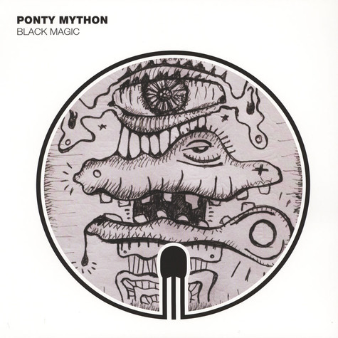 Ponty Mython - Black Magic
