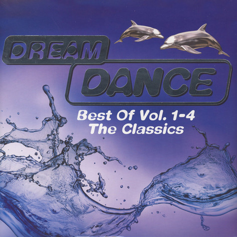 V.A. - Best of Dream Dance Volume 1-4