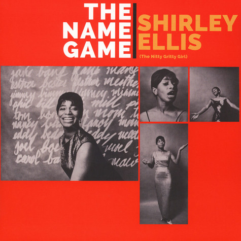 Shirley Ellis (The Nitty Gritty Girl) - The Name Game