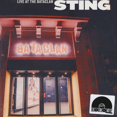 Sting - Live At The Bataclan