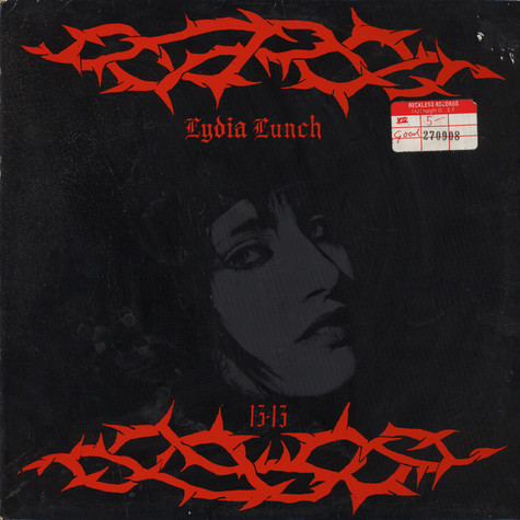 Lydia Lunch / 13.13 - 13.13