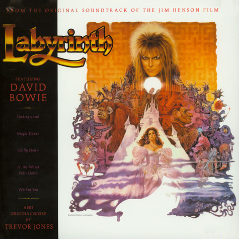 David Bowie / Trevor Jones - OST Labyrinth