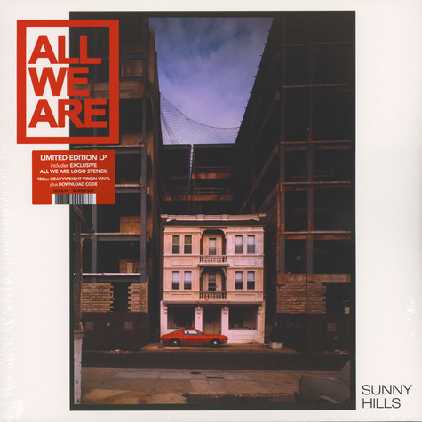 All We Are - Sunny Hills Limited Edition