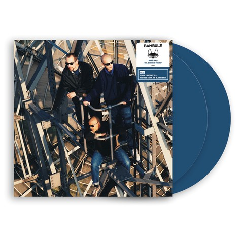 Beginner (Absolute Beginner) - Bambule HHV Blue Vinyl Edition