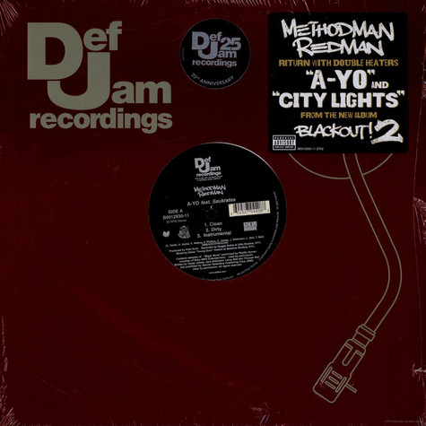 Method Man & Redman - A-Yo