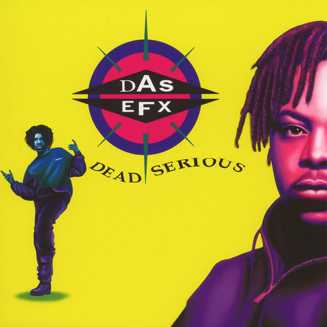 Das EFX - Dead Serious 25th Anniversary Edition
