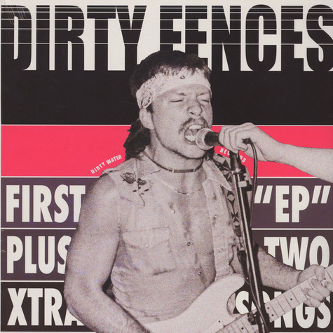 Dirty Fences - First EP Plus