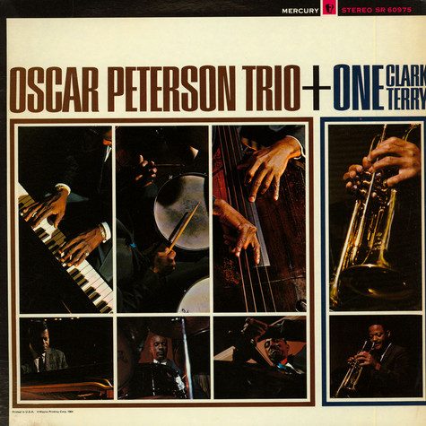The Oscar Peterson Trio + Clark Terry - Oscar Peterson Trio + One