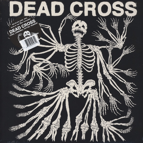 Dead Cross - Dead Cross Red Vinyl Edition