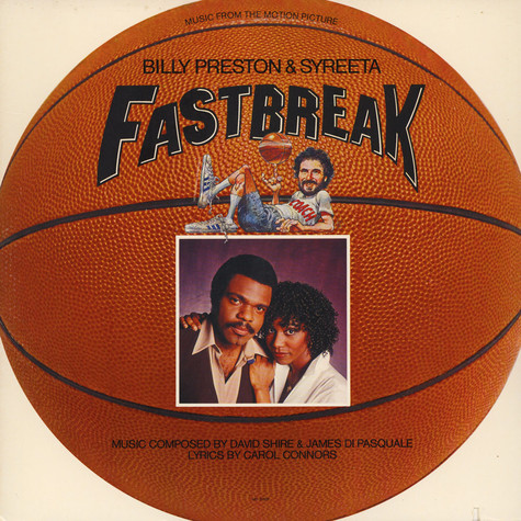 "Billy Preston & Syreeta - Music From The Motion Picture ""Fast Break"""