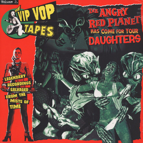 V.A. - The Vip Vop Tapes Volume 2