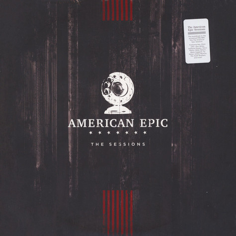 V.A. - OST American Epic: The Sessions