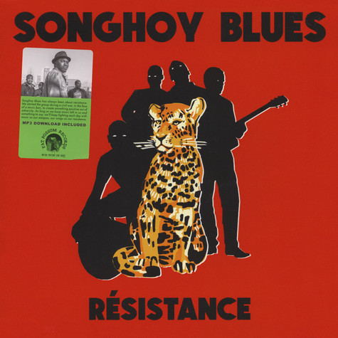Sanghoy Blues - Resistance Green Vinyl Edition