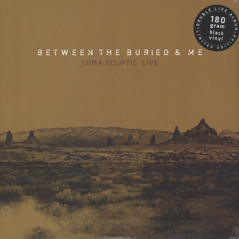 Between The Buried And Me - Coma Ecliptic Live