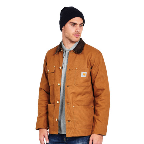 "Carhartt WIP - Michigan Chore Coat ""Dearborn"" Canvas, 12 oz"