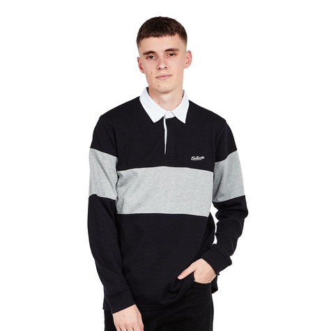 Carhartt WIP - L/S Vintage Brush Rugby Polo