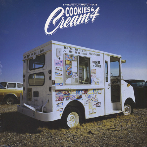 Shuko & F. Of Audiotreats - Cookies & Cream 4