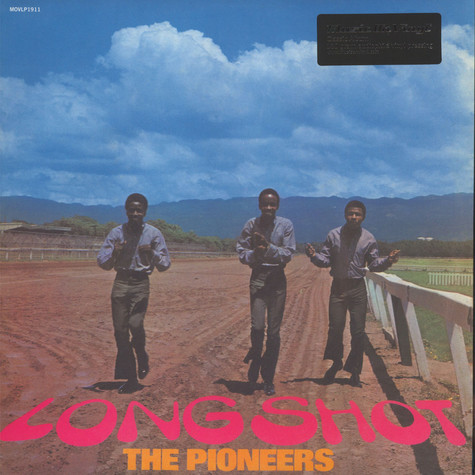Pioneers, The - Long Shot Black Vinyl Edition