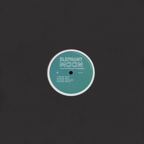 Sonodab - Crate Digging EP