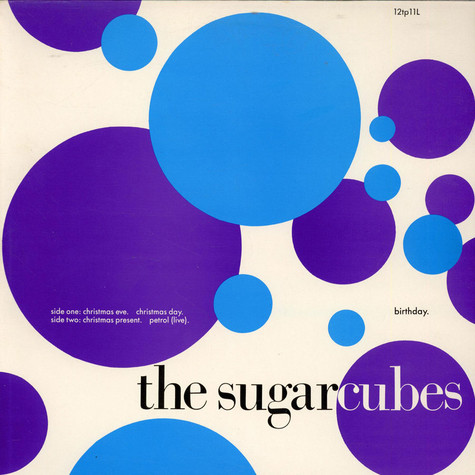 Sugarcubes, The - Birthday (Christmas Mix)