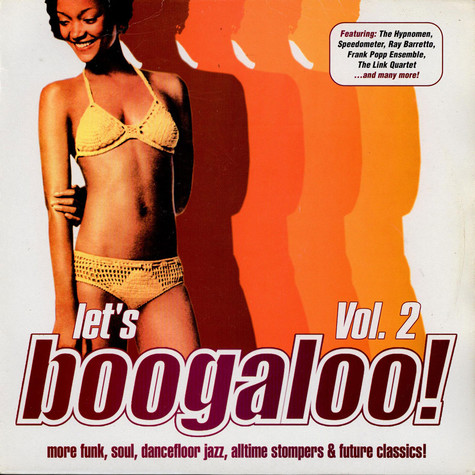 Various - Let's Boogaloo! Vol. 2
