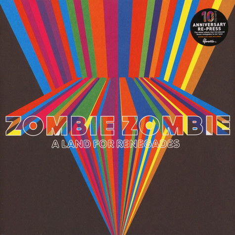 Zombie Zombie - A Land For Renegades