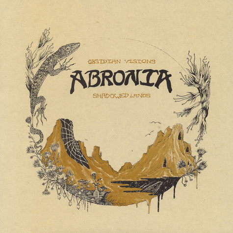 Abronia - Obsidian Visions / Shadowed Lands