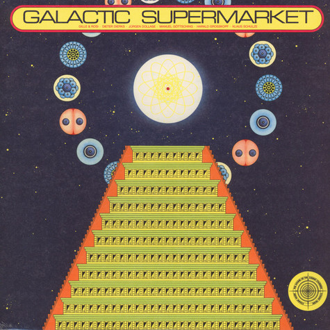 Cosmic Jokers, The - Galactic Supermarket