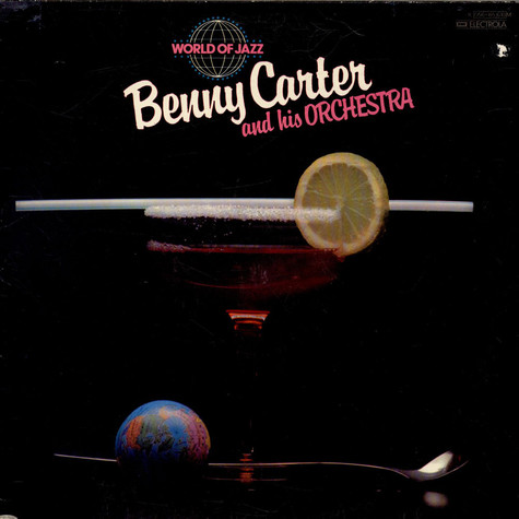 Benny Carter And His Orchestra - World Of Jazz