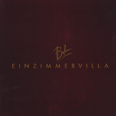 BRKN - Einzimmervilla Fan Box