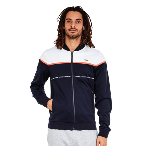 Lacoste - Run Resistant Ultra Dry Pique Jacket