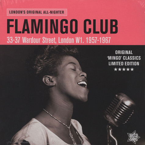 V.A. - The Flamingo Club / London's Original All-Nighter