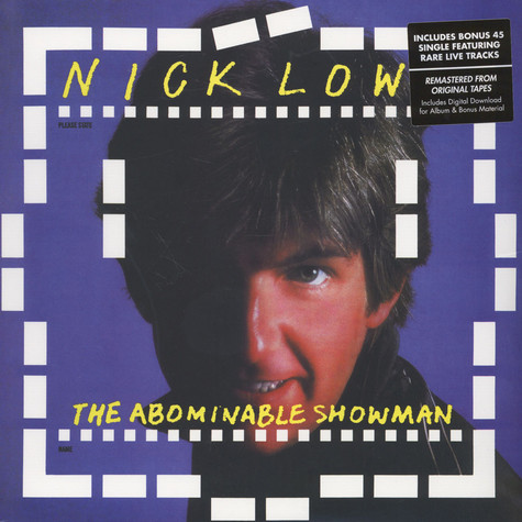 Nick Lowe - The Abominable Showman