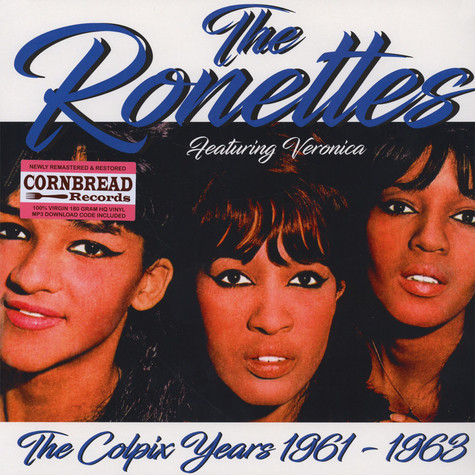 Ronettes - Colpix Years (1961-1963)