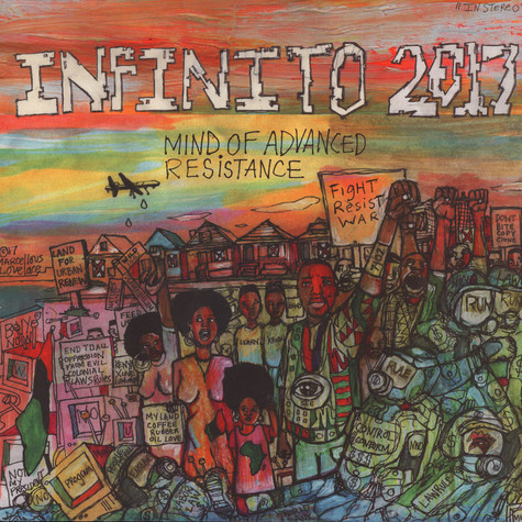 Infinito 2017 - Mind Of Advanced Resistance