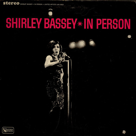 Shirley Bassey - In Person