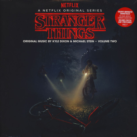 Kyle Dixon & Michael Stein - OST Stranger Things Collector's Edition Volume 2