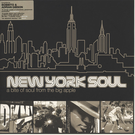 V.A. - New York Soul: A Bite Of Soul From The Big Apple