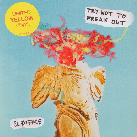Slotface - Try Not To Freak Out Colored Vinyl Edition