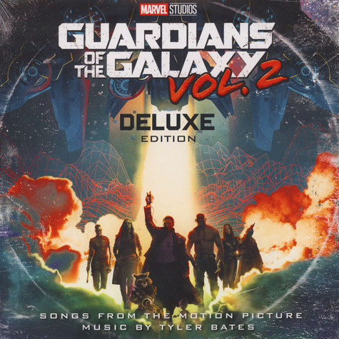 V.A. - OST Guardians Of The Galaxy 2 Deluxe Edition