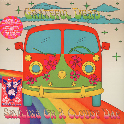 Grateful Dead - Smiling On A Cloudy Day Summer Of Love Edition