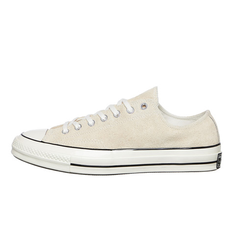 794ff75f9dc Converse - Chuck Taylor All Star `70 Vintage Suede Ox (Light Twine ...