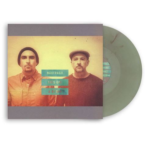 Thes One & DJ Day - Náufrago EP Colored Vinyl Edition
