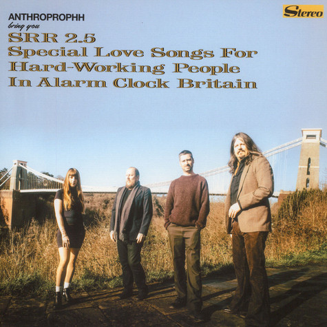 Anthroprophh - Special Love Songs For Hardworking People In Alarm Clock Britain