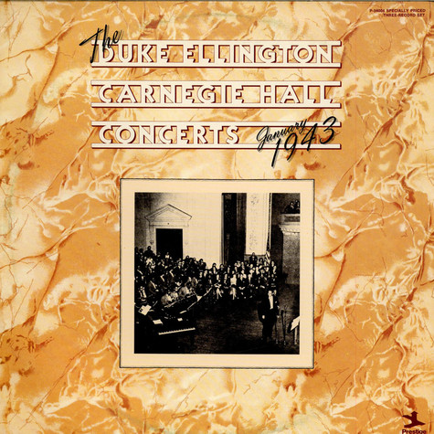 Duke Ellington And His Orchestra - The Duke Ellington Carnegie Hall Concerts: January 1943