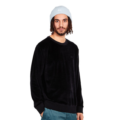 Stüssy - Velour Crew Sweater