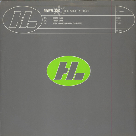 Revival 3000 - The Mighty High