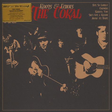 Coral, The - Roots & Echoes Red Vinyl Edition