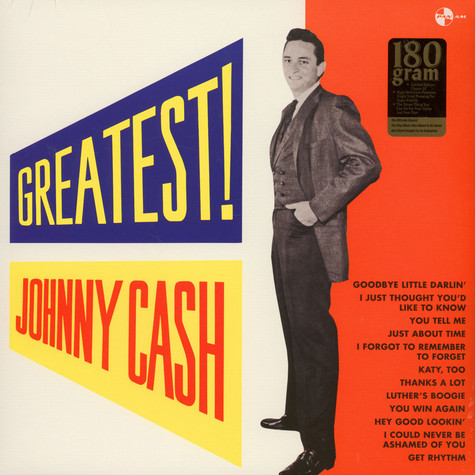 Johnny Cash - The Greatest!